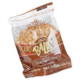 betty lous peanut butter balls