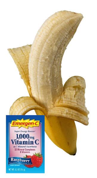 Banana and emergenc