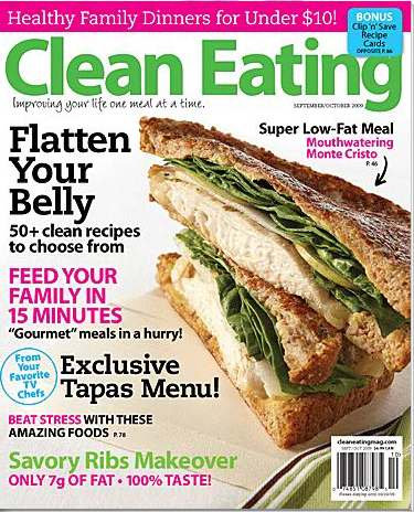 Cleaneatingmagazine