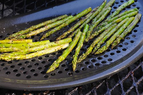 Grilled asparagus asparagus recipes grilling vegetables