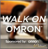 WalkOnSponsoredByOmron