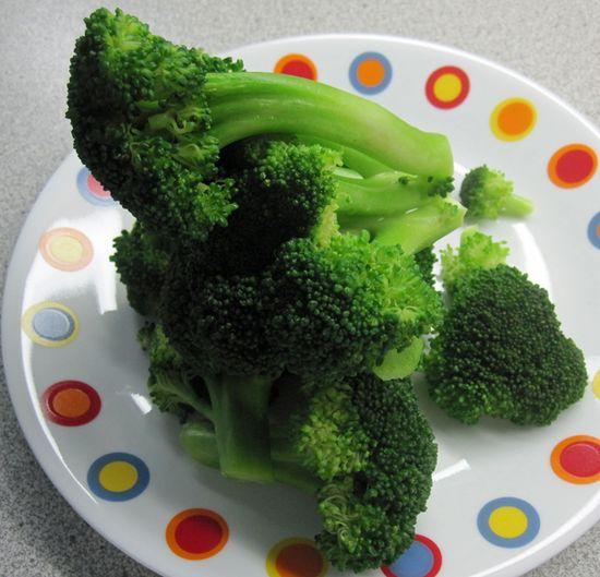 Broccoli mountain