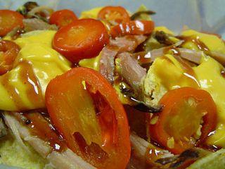 Everglades BBQ nachos