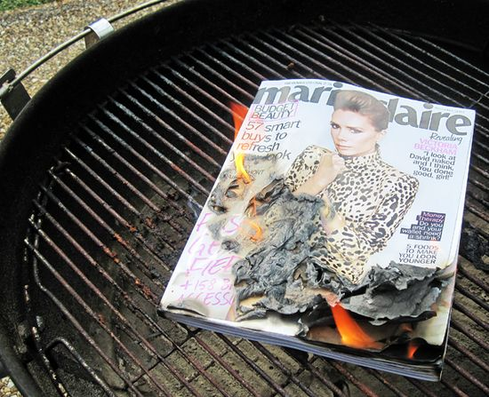 Marie claire bbq