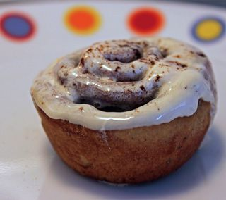 NS cinnamon bun