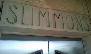 Slimmons sign