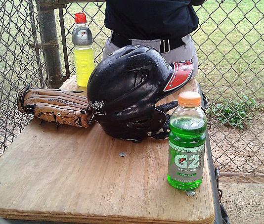 Gatorade baseball
