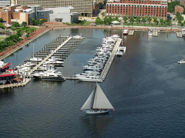 Baltimore view