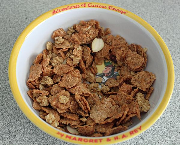 Curious george bowl