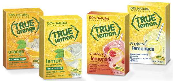 True citrus flavors copy