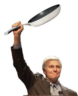 Charlton frying pan