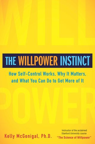 Willpower instinct book