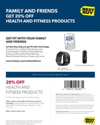 Bestbuy fitness coupon