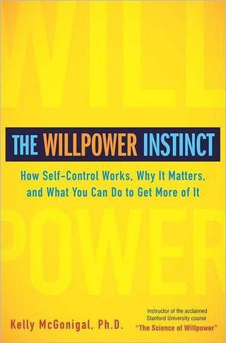 Willpower instinct