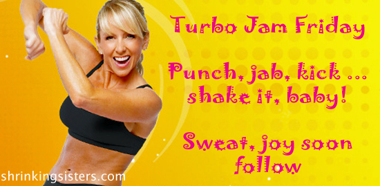 Turbo Jam Haiku, Chalene Johnson