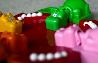 Hungry-hippos