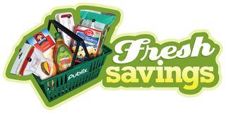Publix Fresh Savings logo
