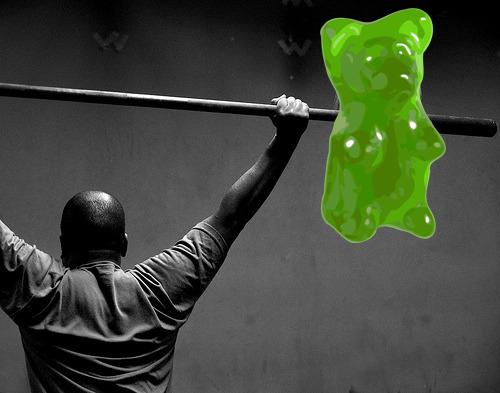 Iron gummy