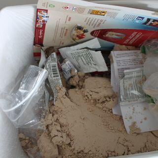 Bye bye protein powder