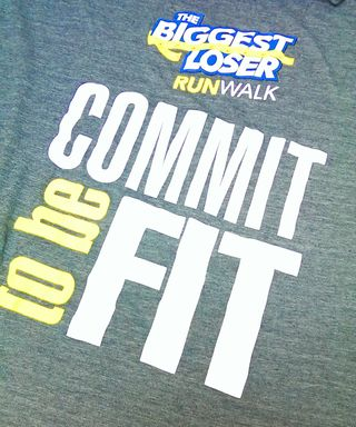 Blrw commit to be fit shirt