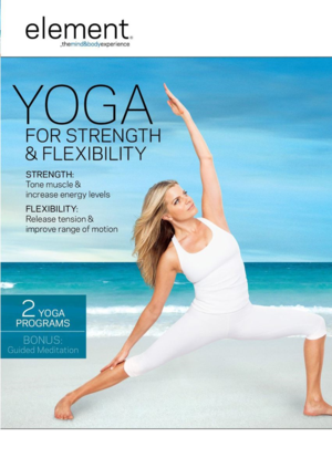 Yoga for strength and flexibility ashley turner