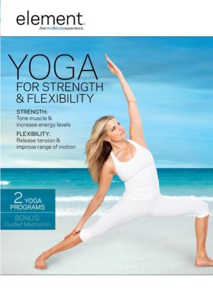 Yoga for strength and flexibility ashley turner