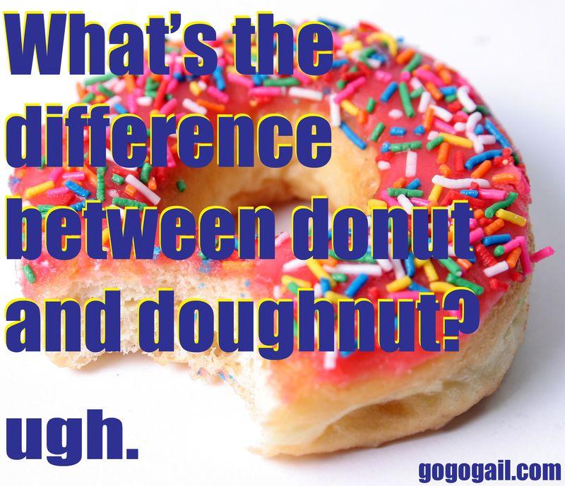 Doughnut ugh