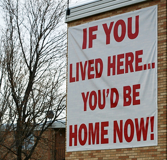 If You Lived Here Youd Be Cool By Now >> If You Lived Here You D Be Home Now Go Go Gail