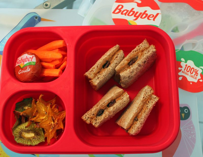 Babybel lunch box