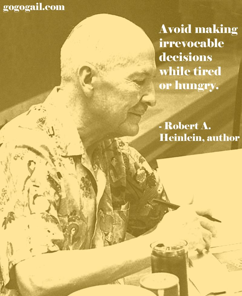 Robertheinlein graphic