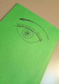 Eye folder
