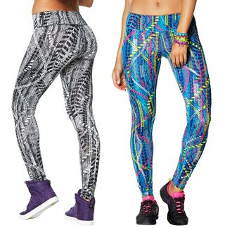 Zumba repstyle black and blue