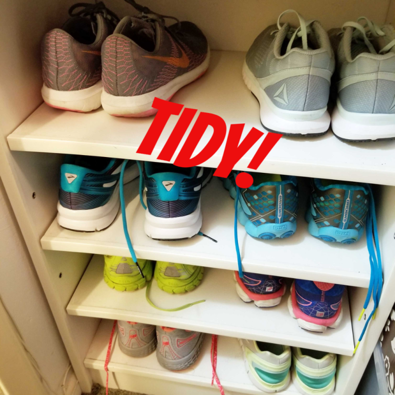 Tidy-shoes