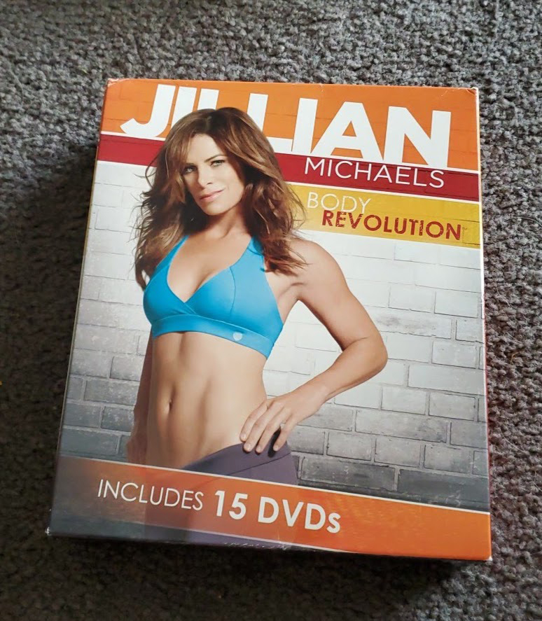 Jillian body rev